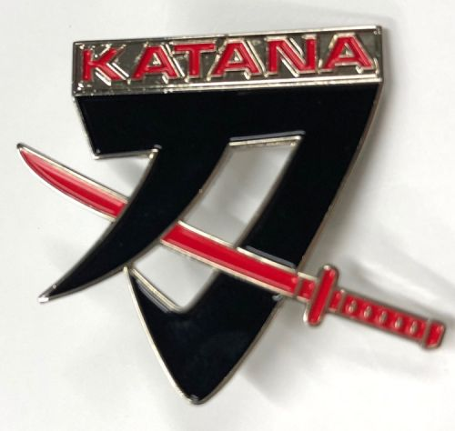 Katana Suzuki Badge/Lapel-pin