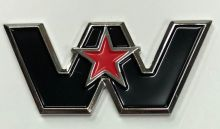 Western Star Badge/Lapel-pin
