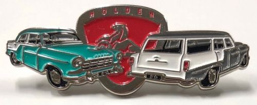 FE & FC Holden Duo Badge