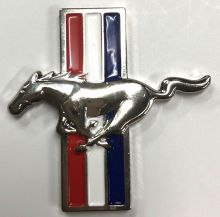 Ford Mustang 1/4 Panel Badge/Lapel-pin