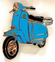 Scooter Retro Vespa Moped Classic badge/Lape-pin