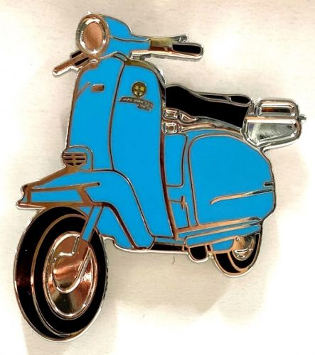 Scooter Retro Vespa Moped Classic badge/Lape-pin