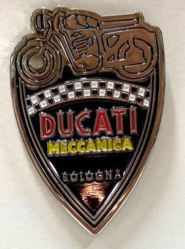 Ducati Shield Metal Badge/Lapel-pin
