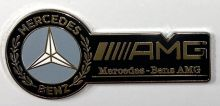 Mercedes AGM Metal Badge/Lapel-pin
