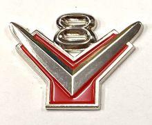 Y Block V8 BadgeLapel-pin