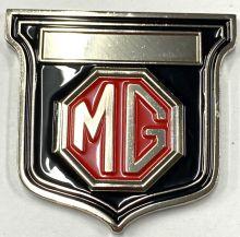 MG Sheild Year Badge