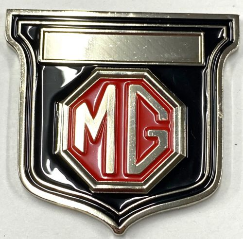 MG Sheild Year Badge