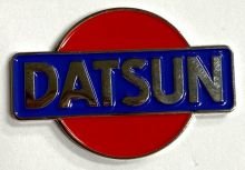 Datsun Logo Meat Badge Lapel-pin