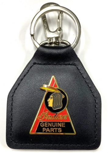 Indian Genuine Part Genuine Leather Keyring/fob