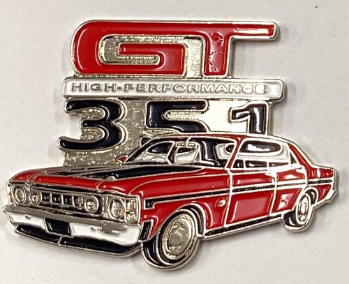Ford Falcon 351 GTHO Badge