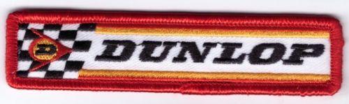 Dunlop Tyre Cloth Patch