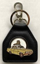 HD Holden Leather Keyring/Fob
