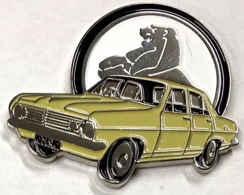 HR Holden Metal Badge/Lapel-pin
