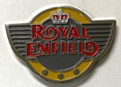 Royal Enfield Wings Metal Badge/Lapel-pin