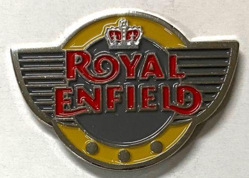 Royal Enfield Wings Metal Badge/Lapel-pin