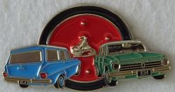 Holden EJ/EH Duo Badge 4 colour Options