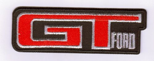 Ford GT embroidered cloth Patch