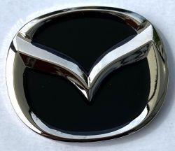 Mazda Logo Metal Badge/Lapel-pin