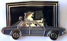 HZ GMH Holden Lion Metal Lapel-pin/Badge