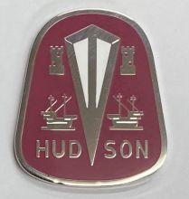 Hudson Metal lapel-Pin/Badge
