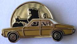 HQ GMH Holden Lion Metal Lapel-pin/Badge