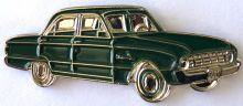 XL/XM Ford Sedan Early Girl Metal Lapel-pin/Badge