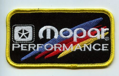 Mopar Performance Patch