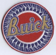 Buick Round Patch