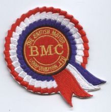 BMC Rosette Patch