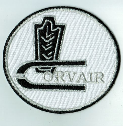 Chevrolet Corvair Round Patch