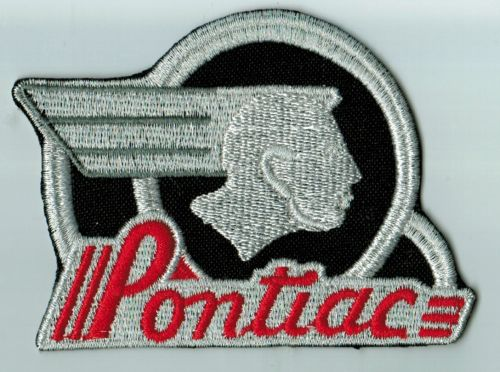 Pontiac Indian Brave Patch