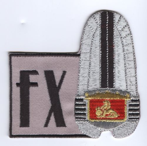 FX Holden Patch
