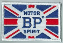 BP Motor Spirit Patch