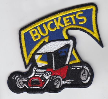 Ford T Bucket Patch