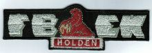 FB EK Holden Patch