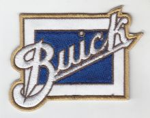 Buick Rectangle Patch