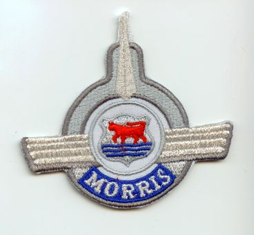 Morris Bonnett Patch