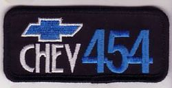 Chevrolet 454 Patch