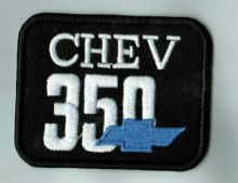 Chevrolet 350 Cloth Patch
