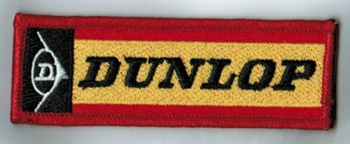 Dunlop Tyre Cloth Patch