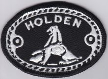 Holden Body Builders Patch