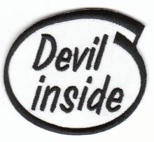 Devil Inside patch