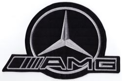 AMG Mercedes Back Patch