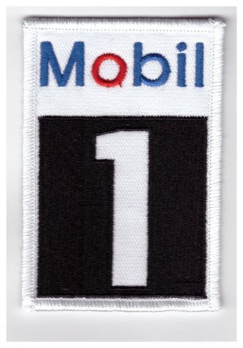 Mobil 1 Cloth Patch