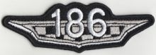 Holden 186 Motor Patch