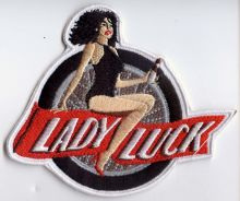 Lady Luck Wheel Patch