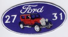 A Model Ford '27 - '32  Embroidered patch