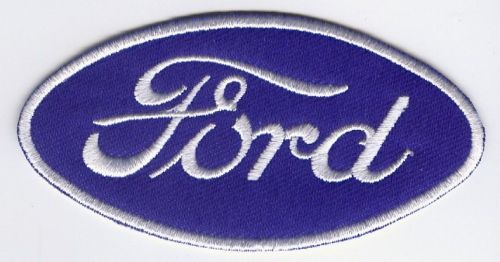 Ford Old School Oval Patch