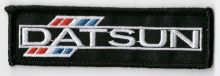 Datsun Oblong Patch