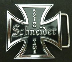 Schneider Cams Belt Buckle